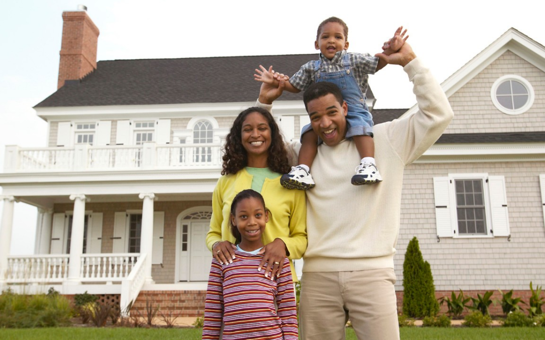 African American Families Dream Of Owning A Home