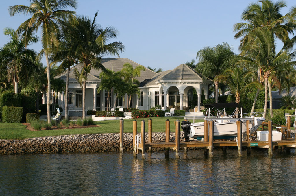 How to build your dream home riverfront estates for Modern house jacksonville