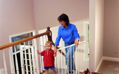 Making Your Home Child-Safe: Preventing Falls