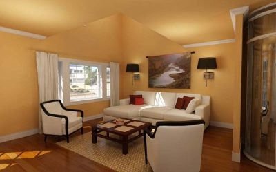 Trendy Colors For New Almonte Iverness Homes